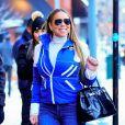 Mariah Carey à Aspen. Le 22 décembre 2018