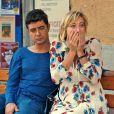 """Valeria Bruni-Tedeschi et Riccardo Scamarcio dans """"Les Estivants"""", en salles le 29 janvier 2019."""