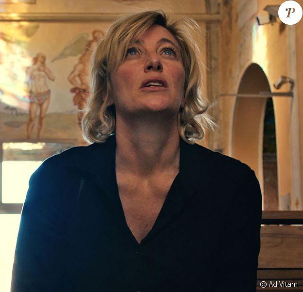 """Valeria Bruni-Tedeschi dans """"Les Estivants"""", en salles le 29 janvier 2019."""