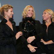 Sandrine Kiberlain, Hugo Gélin et Lisa Azuelos couronnés à l'Alpe d'Huez