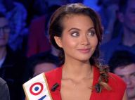 Vaimalama Chaves (Miss France) surprise par une blague osée de Laurent Ruquier