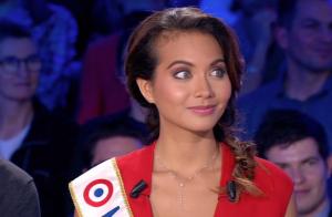 Vaimalama Chaves (Miss France) surprise par une blague osée de Laurent Ruquier
