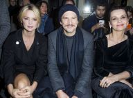 Fashion Week : Virginie Efira, Juliette Binoche... leur ovation à Armani