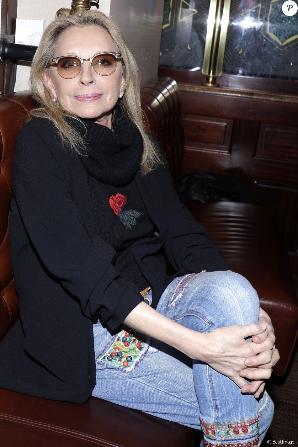Véronique Sanson lors de la remise du 10e Prix de la Closerie des Lilas à Paris, le 19 avril 2017. © Cédric Perrin/Bestimage