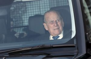 Prince Philip : Des débris de son accident en vente sur eBay
