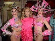 Céline Dion : Toutes les photos de sa folle soirée au Moulin Rouge !