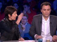 On n'est pas couché : Christine Angot s'emporte vivement contre Charles Consigny
