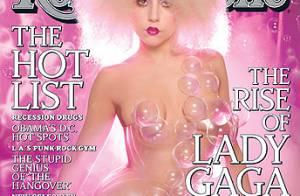 Lady Gaga complètement nue... sur papier glacé parle à nouveau de cocaïne et de sa bisexualité ! Et la musique ?
