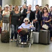 """Claude Sarraute 91 ans : """"Je n'entends plus, je ne vois plus, je ne marche plus"""""""
