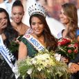 Vaimalama Chaves est notre nouvelle Miss France 2019, élue à Lille le 15 décembre 2018.