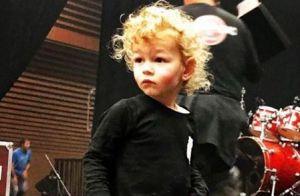 Ingrid Chauvin : Son fils Tom a bien grandi !