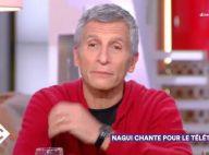 """Nagui ému aux larmes en évoquant son combat pour le Téléthon : """"Pardon..."""""""