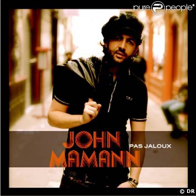 John Mamann dévoile son premier single,  Pas jaloux