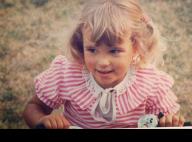 Devinez quelle star se cache derrière cette fillette aux allures de Candy ?