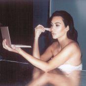 Kim Kardashian, malade : Son visage est ravagé, la star en détresse