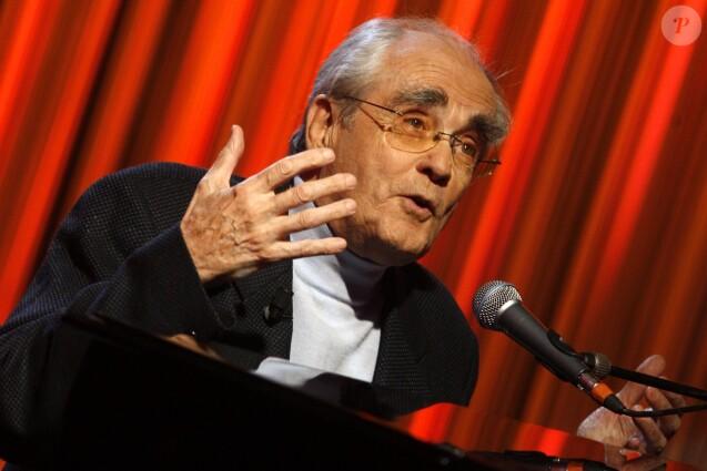 Michel Legrand en 2009.