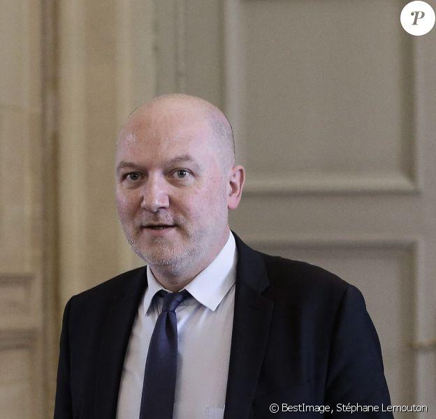 Archives - Denis Baupin dans la salle des quatre colonnes à l'Assemblée nationale, pendant la séance de questions au gouvernement, à Paris le 20 octobre 2015. © Stéphane Lemouton/Bestimage