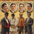 """Le """"blackface"""" est le nom du maquillage porté par des comédiens blancs lors de spectacles à caractère raciste aux États-Unis."""