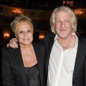 Muriel Robin et Patrick Sébastien, vainqueurs des Lauriers de l'audiovisuel