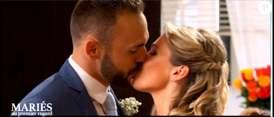 """Mariage d'Elodie et Steven - """"Mariés au premier regard 3"""", 25 février 2019, sur M6"""