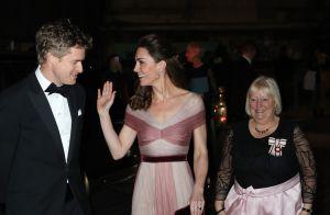 Kate Middleton : Nouveau look de créateur réussi pour une soirée de gala