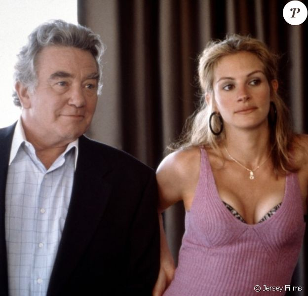 Julia Roberts et Albert Finney dans le film Erin Brockovich
