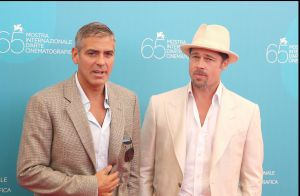 Brad Pitt et George Clooney en colère contre les Oscars