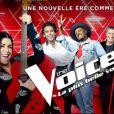 """Julien, coach de """"The Voice"""", saison 8 sur TF1."""