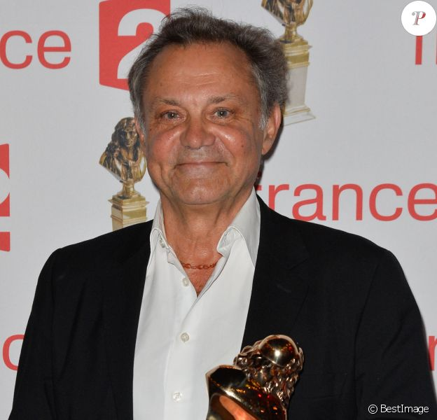 Philippe Caubère - 29e cérémonie des Molières 2017 aux Folies Bergère à Paris le 29 mai 2017. © Coadic Guirec/Bestimage