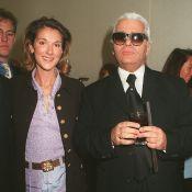 Mort de Karl Lagerfeld : Les mots émus de Céline Dion