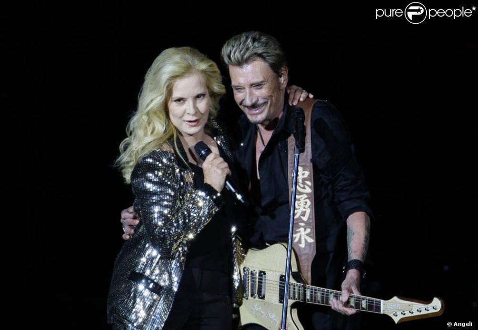 Johnny Hallyday En Duo Avec Sylvie Vartan Sur Le Bon Temps