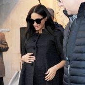 Meghan Markle, baby shower de luxe : barbe à papa, chef étoilé et Amal Clooney !