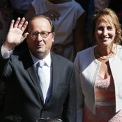 Ségolène Royal et François Hollande bientôt grands-parents pour la première fois