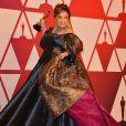 """Ruth E. Carter (Oscar de la meilleure création de costumes pour """"Black Panther"""") - Pressroom de la 91ème cérémonie des Oscars 2019 au théâtre Dolby à Los Angeles, le 24 février 2019."""