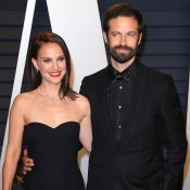Natalie Portman et Benjamin Millepied, couple star de la soirée des Oscars