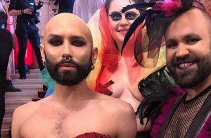 Conchita Wurst, métamorphosée : La chanteuse dévoile son nouveau look