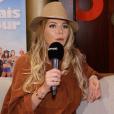 """Jessica Thivenin en interview pour """"Purepeople.com"""". Février 2019."""