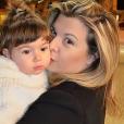 Cindy Lopes avec sa fille Stella, Instagram, 12 décembre 2018