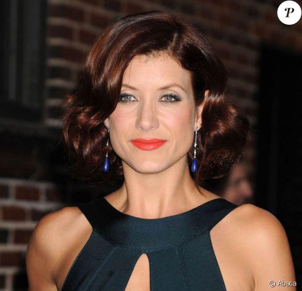 Kate Walsh, très élégante sur tapis rouge...