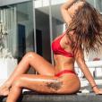 """Alix des """"Marseillais"""" sublime en bikini sur Instagram -26 janvier 2019"""