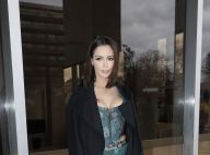 Nabilla : Tenue transparente renversante pour la Fashion Week de Paris