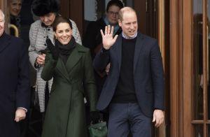 Prince William : Faire une queue de cheval à sa fille Charlotte ? Un