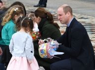 "Prince William : Faire une queue de cheval à sa fille Charlotte ? Un ""cauchemar"""