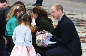 Prince William : Faire une queue de cheval à sa fille Charlotte ? Un