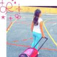 "Colyne, la fille de Raphaële de ""Koh-Lanta"" - Instagram, 29 août 2018"