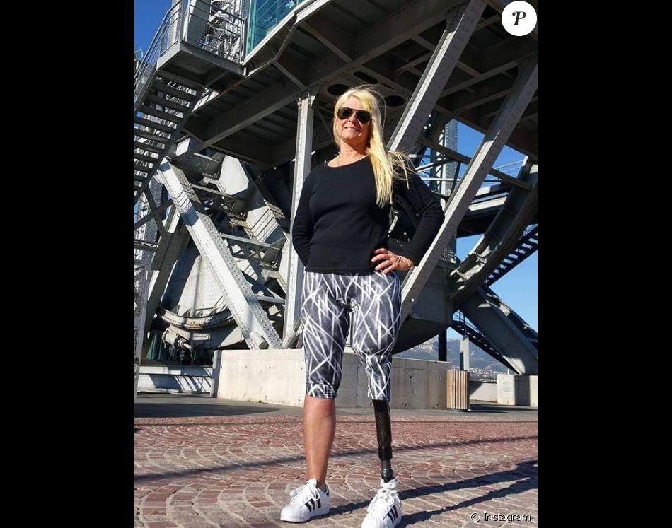 Valérie Hirschfield sur Instagram le 20 février 2019.
