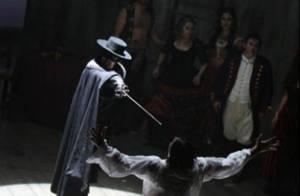 Le Zorro des Gipsy Kings et de Rafael Amargo se dévoile en vidéo ! Regardez !