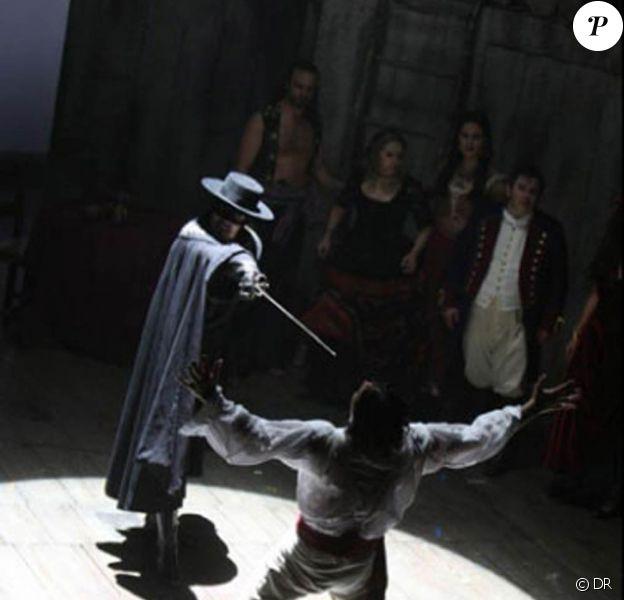 Zorro le musical arrive...
