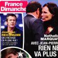 """Couverture du magazine """"France Dimanche"""", numéro du 15 mars 2019."""