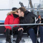 Brigitte et Emmanuel Macron s'offrent une petite virée au ski